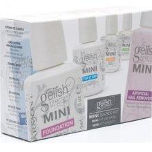 Gelish Soak Off Gel Polish Mini Basix Kit