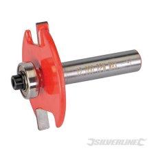 Silverline 8mm Biscuit Cutter No.10 & 20