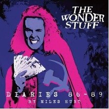 The Wonder Stuff Diaries '86 - '89