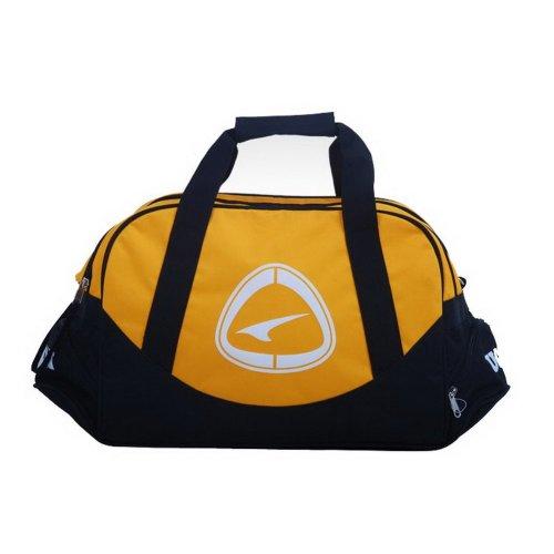 Yellow Duffle Bag Football Equipment Bag, 19.7''