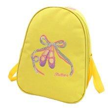 Kids Dance Bags Travel Backpack School Bags Girls Backpacks Side Bags Yellow