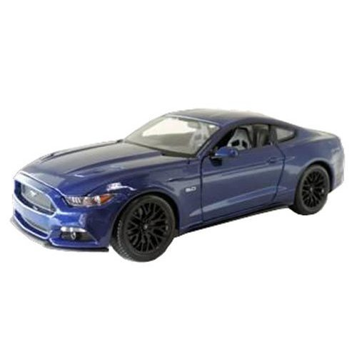 2015 Ford Mustang GT 5.0 Blue 1/18 by Maisto 31197