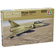 Mirage 2000C  - AIRCRAFT 1:72 - Italeri 1381
