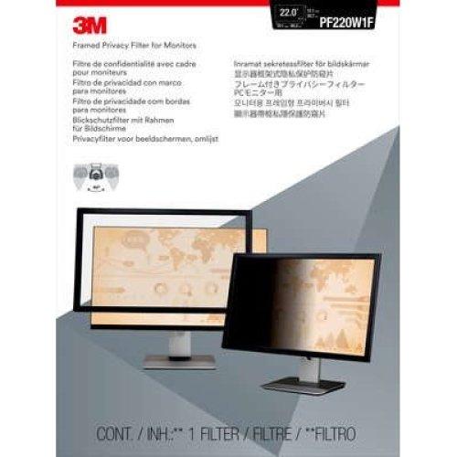 "Lenovo 0B95656 Frameless display privacy filter 55.9 cm (22"")"
