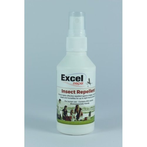 Excel Repel Insect Repellent - 20% Icaridin