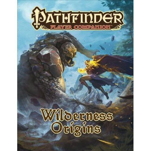 Pathfinder Player Companion: Wilderness Origins