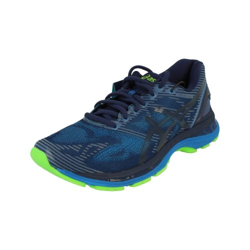 new products 57a3a 921f5 Asics Gel-Nimbus 19 Lite-Show Mens Running Trainers T7C3N Sneakers Shoes