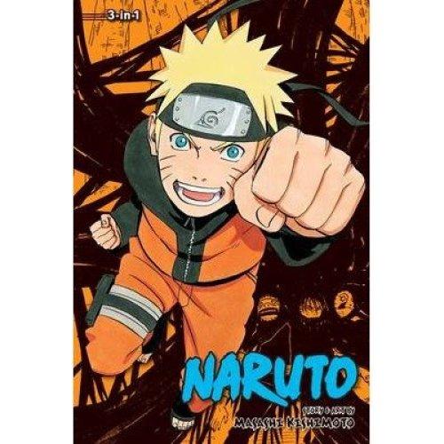 Naruto (3-in-1 Edition), Vol. 13: Volumes 37, 38, 39
