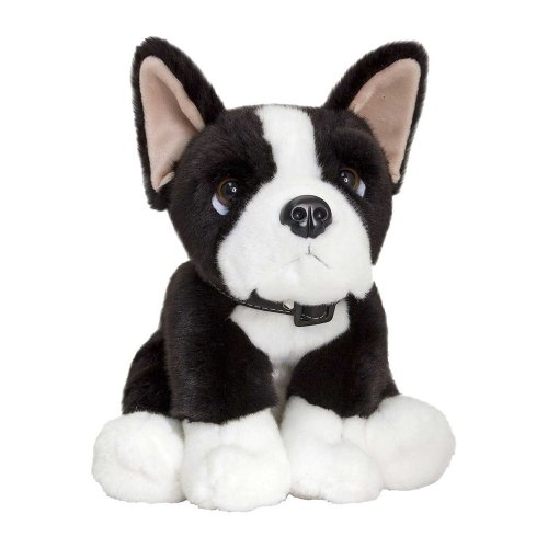 Keel Boston Terrier Dog Soft Toy 35cm