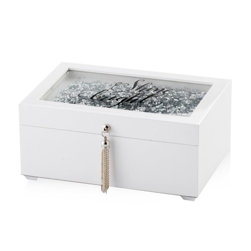 Jewellery Box White MIREMONT
