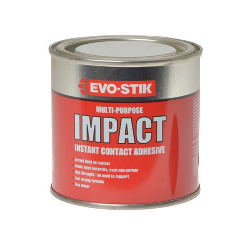 Evo-Stik 500 Impact Multi Purpose Contact Adhesive 500ml