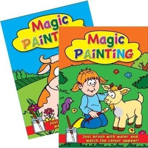 MAGIC PAINTING BOOK FOR KIDS
