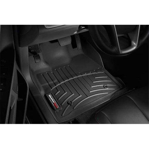 Weathertech W24-447053 2016-2018 Honda HR-V Floor Mat Set for Rear Side - Black