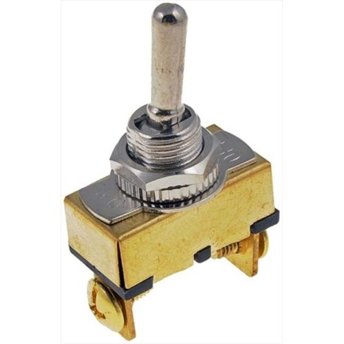 85902 Electrical Switches Toggle Metal Bat With Screw Terminals 20 Amp