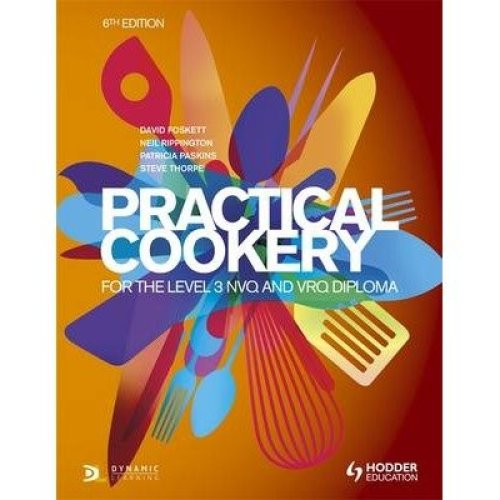 Practical Cookery for the Level 3 Nvq and Vrq Diploma: Whiteboard Etextbook