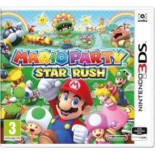Mario Party  Star Rush Nintendo 3DS Game