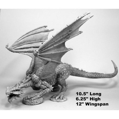 Reaper Bones 77542 Marthrangul Dragon