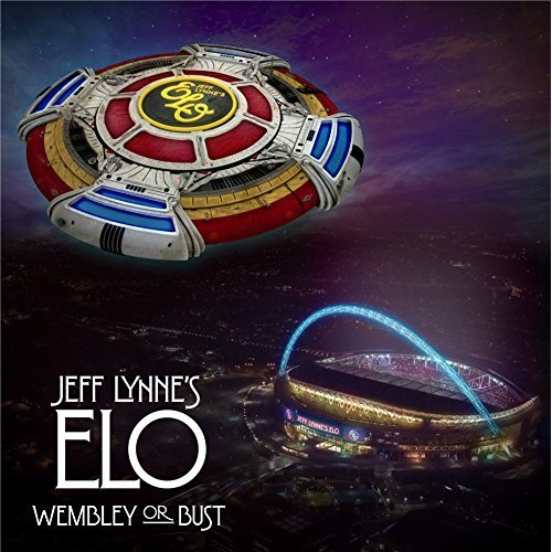 Jeff Lynne's Electric Light Orchestra -  Wembley or Bust | CD Album