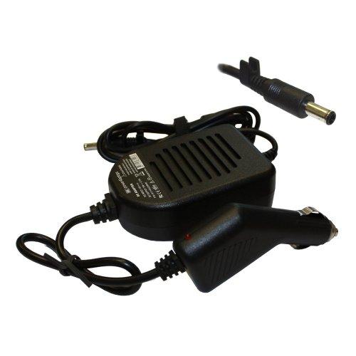 Samsung NP-R520-FS02DE Compatible Laptop Power DC Adapter Car Charger