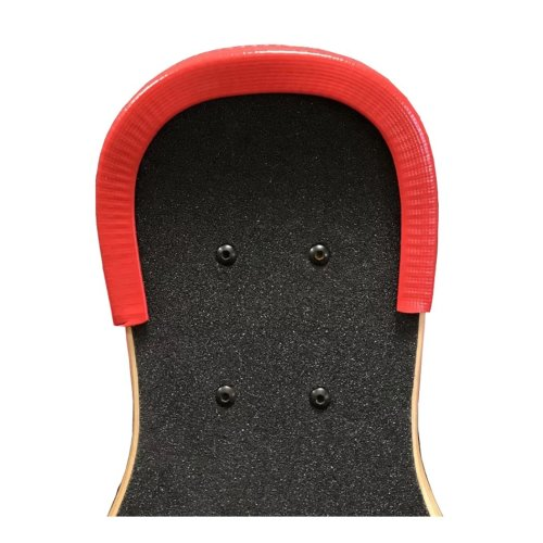 Skateboard bumper Skateboard Deck Guards Protector Edge Protection Durable Shock Absorbing Rubber #5