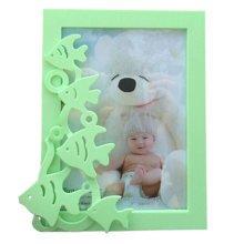 Lovely Fish Baby&Kids Picture Frame Photo Frames Plastic Frames,Green
