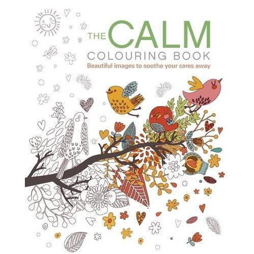 Calm Colouring Book (Colouring Books)