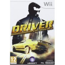 Driver San Francisco Nintendo Wii Game
