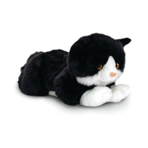 Keel Smudge Black Cat Soft Toy 30cm