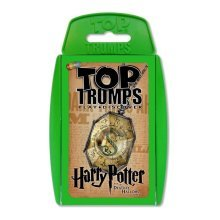 Harry Potter and The Deathly Hallows Part 1 Top Trumps Card Game New Sealed
