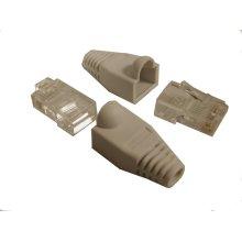 Sandberg Kit: 20 RJ45 plugs + housings