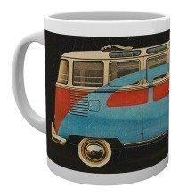 Vw Camper Camper Advert Mug