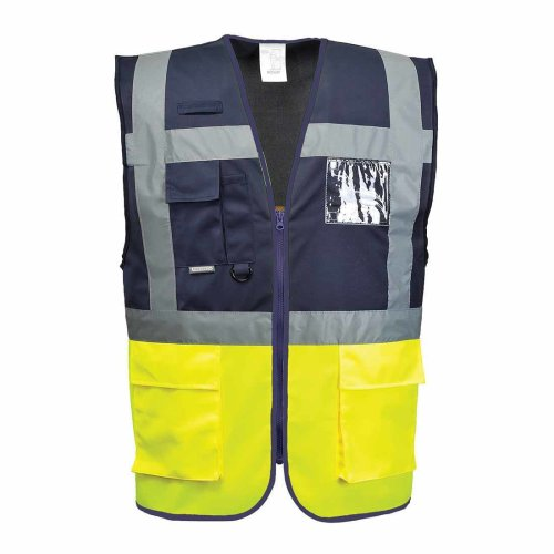 sUw - Hi Vis Safety Workwear Paris Executive Vest