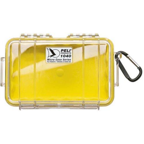 Peli 1040-027-100E 1040 Cases Yellow 1040-027-100E