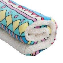 [Geometry] Soft Pet Beds Pet Mat Pet Crate Pads Cozy Beds For Dog/Cat