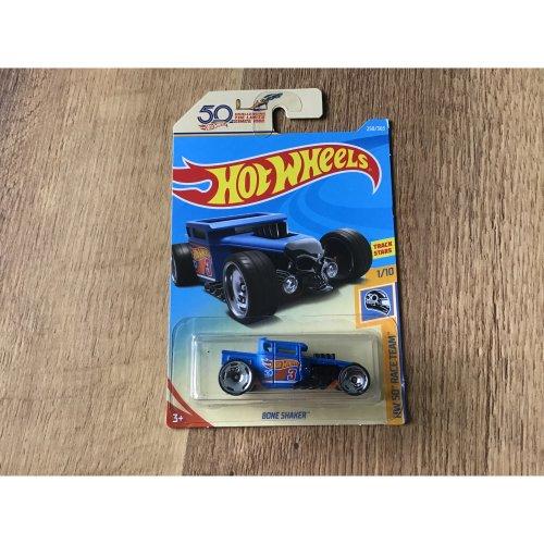 Hot Wheels 2018 HW50 Race Team Bone Shaker #258