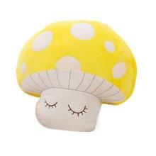 Cute Vegetables Hand Warm Plush Hold Pillow Stuffed Soft Toy,mushroom