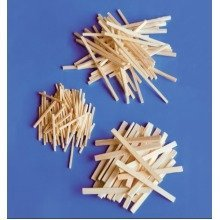 Pbx2470272 - Playbox - Wooden Sticks - 86 X 3 X 3mm - 650 Pcs