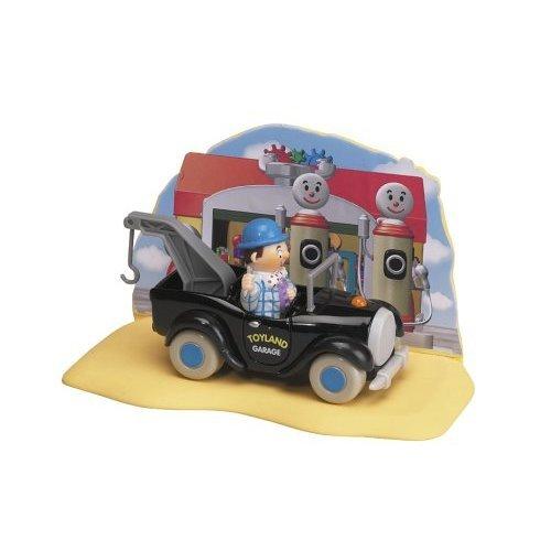 Noddy Play Scenes - Mr Sparks Figure & Breakdown Truck (inc. play scene)