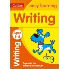 Collins Easy Learning Preschool: Writing Ages 3-5