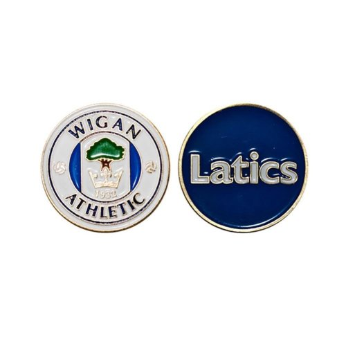 Wigan Athletic FC Ball Marker