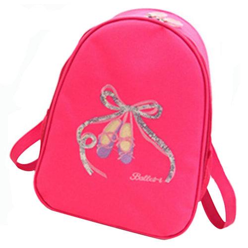 15279c015 Kids Dance Bags Travel Backpack School Bags Girls Backpacks Side ...