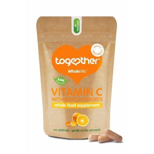 Together  WholeVit Vitamin C Capsules 30s