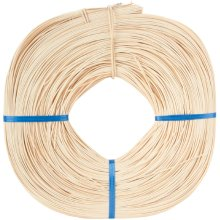 Round Reed #1 1.5mm 1lb Coil-Approximately 1,600'