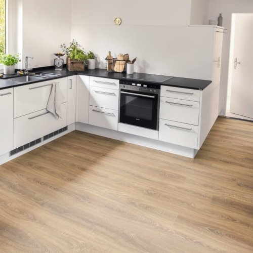 Egger Laminate Flooring Planks 67.66m² 8mm Toscolano Oak Nature Board Carpet