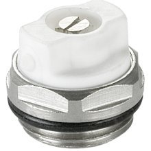 "1/4"" 3/8"" 1/2"" Manual Radiator Air Vent Bleed Plug Valve"