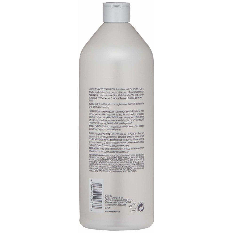 c96d6732553 Matrix Bio Keratindose Shampoo 1000 ml Matrix Bio Keratindose Shampoo 1000  ml - 1 ...