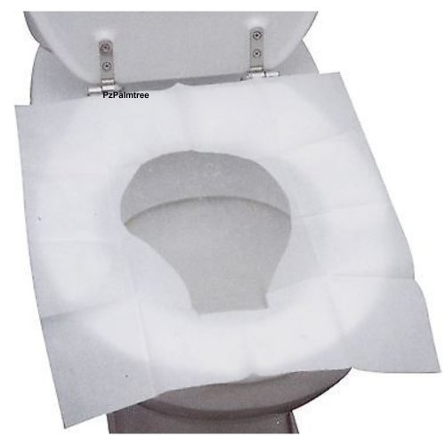 Disposable Toilet Seat Covers Flushable Camping Festival Travel Hiking