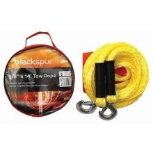 Heavy Duty Tow Rope Van Car Puller Recovery Set