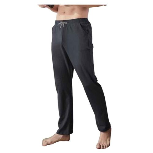 Cotton Men's Sweatpants Men's Pajamas Men's Sweats for Spring Autumn [G]