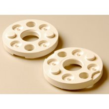 Blade Height Spacers For Flymo & Qualcast Machines -  spacers alm height fl182 fl170fl182 flymo